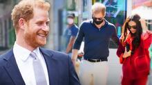El príncipe Harry aprovecha su visita a Nueva York para comer por primera vez pollo frito con waffles