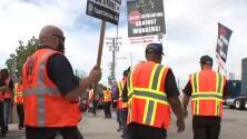 Camionero que entró en huelga en Los Ángeles recibirá 123,074 dólares por sueldos atrasados