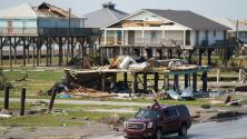 """""""Arreglar la luz"""": el pedido que le hacen residentes en Louisiana al presidente Biden"""