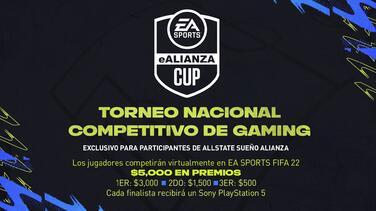 EA Sports y For Soccer Ventures lanzan un nuevo torneo nacional de gaming