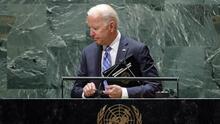"""¿El """"regreso de EEUU"""" a la cooperación global? En la ONU Biden todavía no convence a socios clave"""