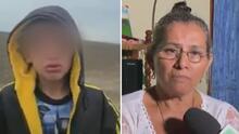 """""""Me dieron ganas de llorar, pero le pedí al Señor que me diera fortaleza"""": abuela del niño nicaragüense abandonado en la frontera"""