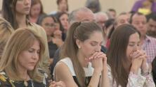 """""""No pierdan la fe, sigan orando"""": el mensaje de esperanza de Fabiana Rosales en el sur de Florida"""
