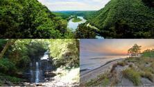 Te dejarán sin aliento: deslúmbrate con las maravillas naturales de Pensilvania