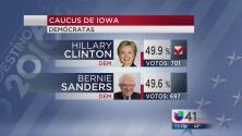 Análisis: resultados del Caucus de Iowa