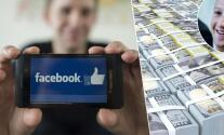 Facebook es avaluada en sobre un trillón de dólares y se une a este exclusivo grupo de compañías