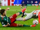 Reb Bull Salzburg sigue soñando con los Octavos de Final de la Champions League