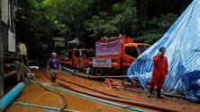 ¿Por qué bucear implica un riesgo para los niños atrapados en una cueva en Tailandia?