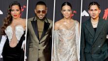 Ozuna, Leslie Grace, Anitta y Tainy le pusieron el sabor latino a los MTV VMA's 2021