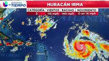 Este de EEUU en alerta ante la posible llegada del huracán Irma