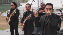 La Sonora Santanera, Los Ángeles Negros y Los Pasteles Verdes ponen la música en el Auriespacio
