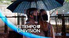 Alista tu paraguas: a Nueva York le espera una noche de miércoles lluviosa