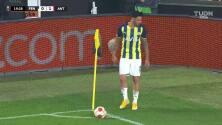 ¡Gol de Enner Valencia! El exTigres pone el 1-1 para Fenerbahçe