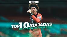¡Las espectaculares atajadas de la Liga MX en 2020!