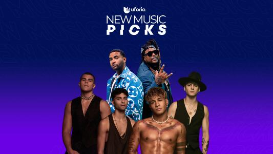 ¡New Music Alert! CNCO, Natti Natasha, Diferente Nivel y muchos artistas más te traen la música perfecta para tu weekend