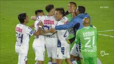Toda la tanda de penales con la que Pachuca venció 6-5 a Tigres y clasificó a las semifinales de la Copa MX
