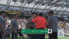 LAFC obtiene tres puntos de oro al vencer 3-1 a SJ Earthquakes