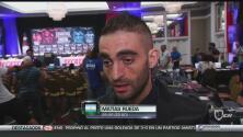 """Matías Rueda: """"El boxeo azteca no rehuye a la guerra"""""""