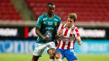 Alineaciones León vs Chivas: Chicote repite, Gigliotti en la banca