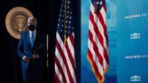 El presidente Joe Biden anunciará nueva estrategia para mitigar la propagación del covid-19 en EEUU