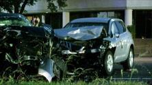Accidente mortal en la 59 al chocar dos vehículos de frente