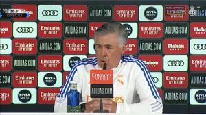 El fichaje de Mbappé no le quita el sueño a Carlo Ancelotti