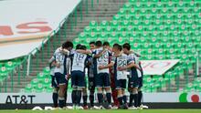 ¡Más positivos! Pachuca vuelve a tener 11 jugadores con COVID