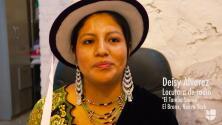 De la frontera a la radio: Deisy Alvarez