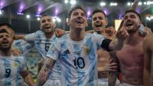 Messi y la foto que volvió locos a sus seguidores en Instagram