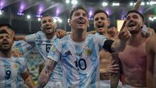 Messi compartió una foto en Instagram que ya rompió récords
