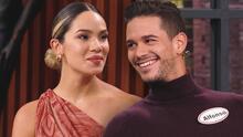 """Alfonso le dio otro """"que sí, que sí"""" a su flechada con un gran parecido a Jennifer López"""