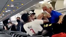 Crecen los incidentes violentos con pasajeros en vuelos comerciales tras la pandemia