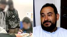 """""""Sentí mucha impotencia"""": padre de víctima de golpiza en una escuela reacciona tras ver el video"""