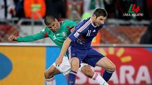 Salcido negó que el Tri se relajara tras vencer a Francia en 2010