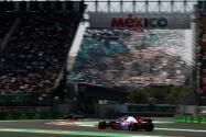 Un mexicano chocó y Ricciardo dominó, así inició el GP México