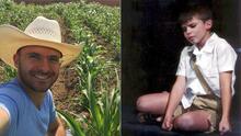 📸 Cambió los escenarios por el campo: así vive hoy en día Imanol Landeta