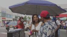 Denuncian una supuesta invasión de vendedores ambulantes en un importante sector comercial en El Bronx