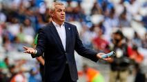 'Vasco' Aguirre acepta declive de Rayados, pero tiene esperanza