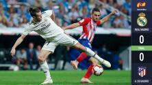 Se anularon... Real y Atleti empataron y dejaron ir el liderato de La Liga