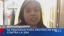 Organizaciones pro inmigrantes preparan protestas en Fort Worth en contra de la ley SB4