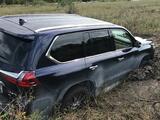 Prueba del Lexus LX 570 2017: El día que hundí al inhundible