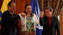 Gobierno colombiano y ELN acuerdan cese al fuego bilateral