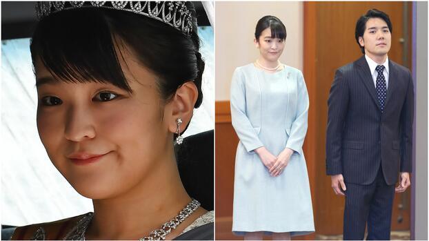 La princesa Mako se casa: renunció a 1.4 millones y a su título real por amor