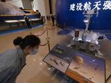 China pone una nave espacial en Marte por primera vez