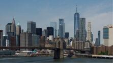 Temperaturas cálidas y cielos despejados, el pronóstico del tiempo para este miércoles en Nueva York