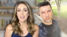 Jacky Bracamontes cacha a su esposo dando un masaje y reclama por uno igual