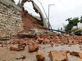 Rick se degrada a depresión tropical tras dejar carreteras anegadas y árboles caídos