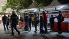 Por el cierre de cortes, migrantes que aguardan en México deberán esperar otro mes para solicitar nuevas citas