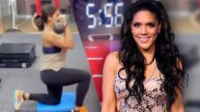 Entrenando duro y bailando: Francisca ultima detalles para su regreso a Despierta América