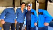 Revientan a JJ Macías por foto con Vicente Fernández